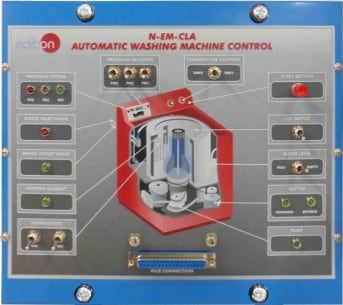 AUTOMATIC WASHING MACHINE CONTROL - N-EM-CLA