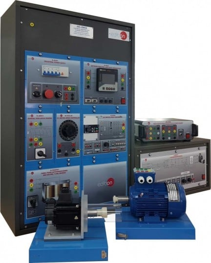 ELECTRICAL MACHINES SOFT STARTERS APPLICATION - AEL-EMSS