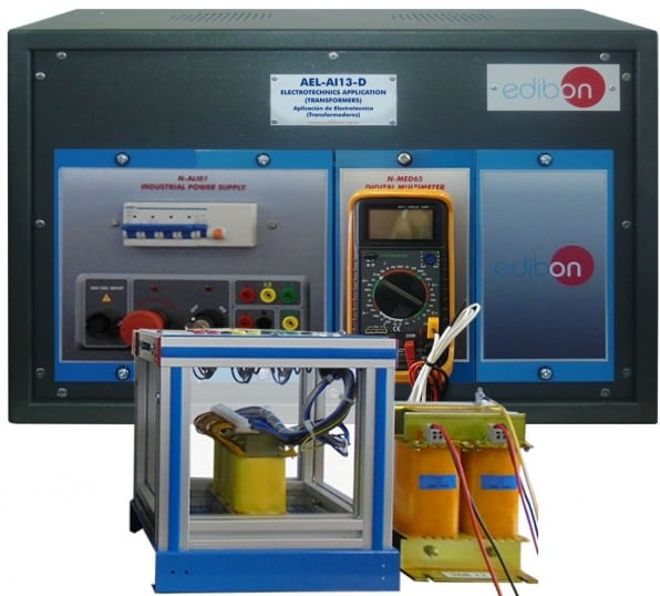 ELECTROTECHNICS APPLICATION (TRANSFORMERS) - AEL-AI13-D