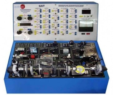 TRANSDUCERS AND INSTRUMENTATION UNIT - SAIT