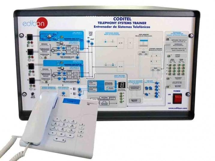 TELEPHONY SYSTEMS UNIT - CODITEL