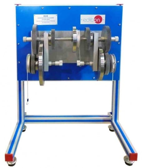 ACCELERATION OF GEARED SYSTEM UNIT - MAE