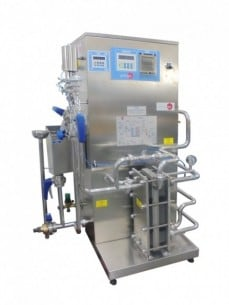 COMPUTER CONTROLLED TEACHING AUTONOMOUS PASTEURIZATION UNIT - PADC