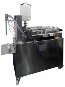 COMPUTER CONTROLLED LIQUID PACKAGING TEACHING UNIT - EDLC