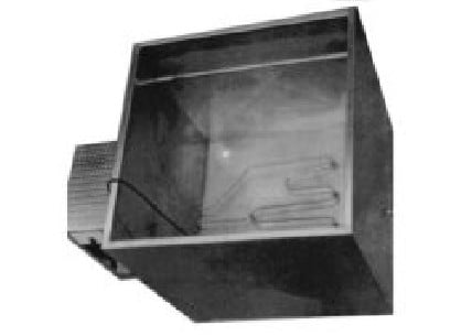 COMPUTER CONTROLLED TEACHING CHEESE MELTER - FQDC