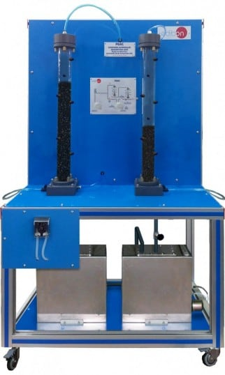 COMPUTER CONTROLLED ADSORPTION UNIT - PEAC