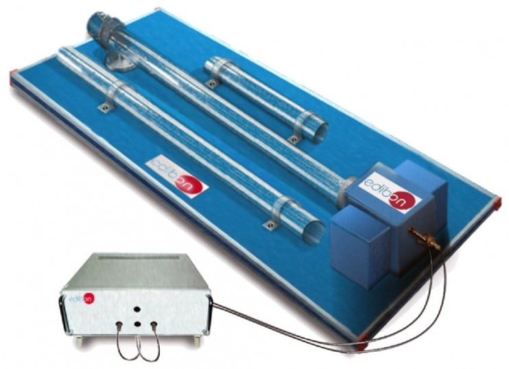 COMPUTER CONTROLLED ACOUSTIC IMPEDANCE TUBE/ACOUSTIC INSULATION TEST UNIT - TIAC