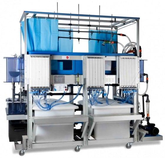 HYDROLOGIC SYSTEMS, RAIN SIMULATOR AND IRRIGATION SYSTEMS UNIT (2X1 M) - ESH(2x1m)