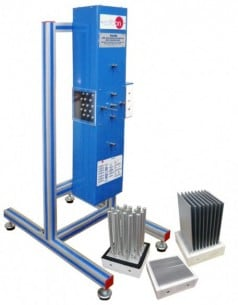 FREE AND FORCED CONVECTION HEAT TRANSFER EQUIPMENT - TCLFB