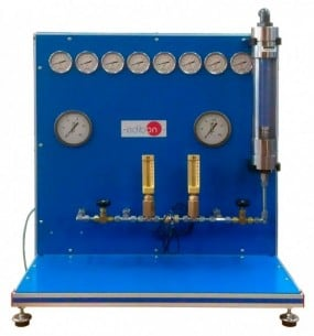 NOZZLE PRESSURE DISTRIBUTION UNIT - TPT