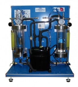 REFRIGERATION CYCLE DEMONSTRATION UNIT - TCRB