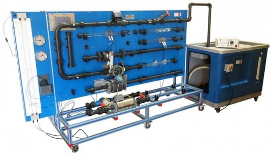 FLOW METERS DEMONSTRATION UNIT - FMDU