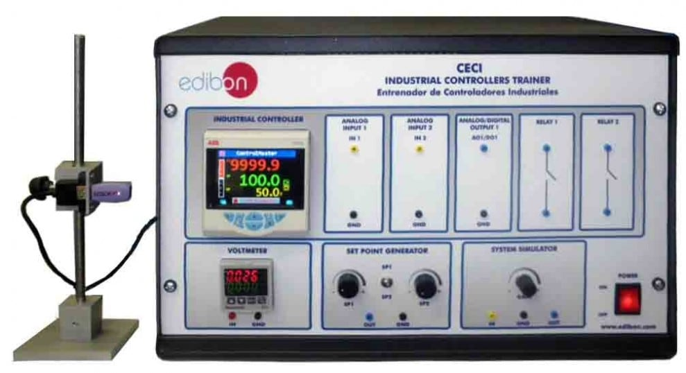 INDUSTRIAL CONTROLLERS UNIT - CECI