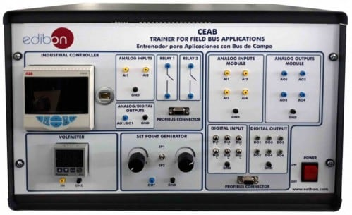 FIELD BUS APPLICATIONS UNIT - CEAB