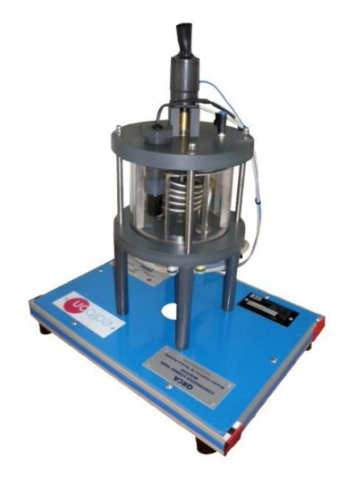 CONTINUOUS STIRRED TANK REACTOR FOR QR - QRCA
