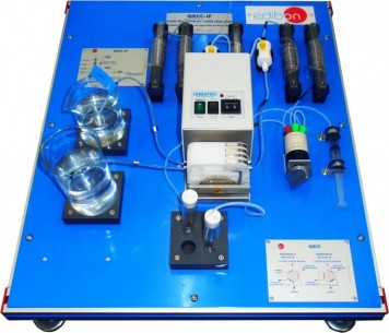 COMPUTER CONTROLLED FLOW INJECTION ANALYSIS (FIA) UNIT - QRCC-IF