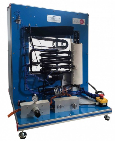 COMPUTER CONTROLLED ABSORPTION REFRIGERATION UNIT - TRAC