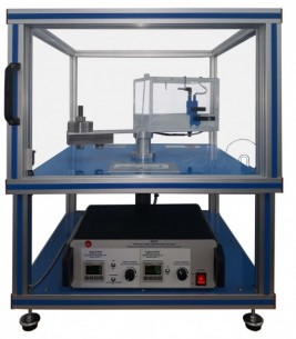 CORIOLIS FORCE DEMONSTRATION UNIT - MDFC