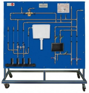 PIPE CLEANING TRAINING UNIT - TELT