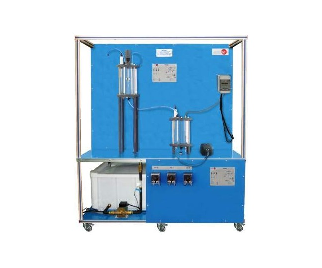 COMPUTER CONTROLLED WATER QUALITY CONTROL UNIT - PCCAC