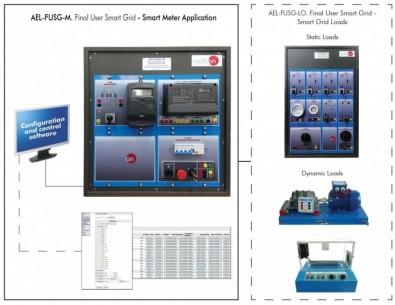 FINAL USER SMART GRID - SMART METER APPLICATION - AEL-FUSG-M