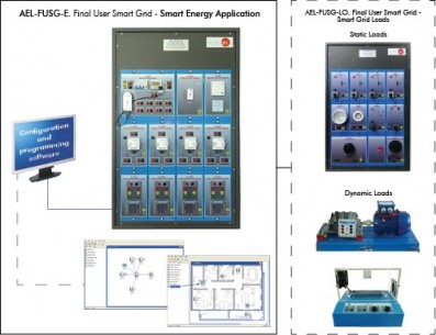 FINAL USER SMART GRID - SMART ENERGY APPLICATION - AEL-FUSG-E