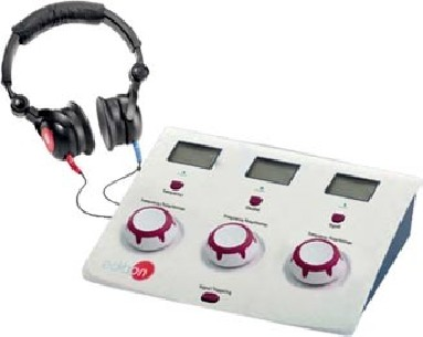 COMPUTER CONTROLLED BIOMEDICAL AUDITORY AND DIAGNOSTIC TEACHING UNIT - BIADC