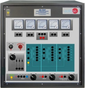 FAULT SIMULATION APPLICATION IN THREE PHASE TRANSFORMERS - AEL-ESAT