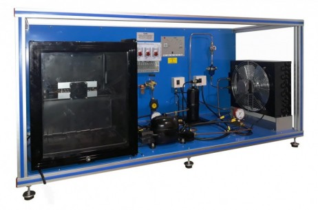 ASSEMBLY AND MAINTENANCE IN REFRIGERATION SYSTEMS UNIT - TAMR