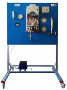 INSTANTANEOUS GAS HEATER TRAINER - IGHT