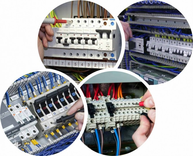 WIRING INSTALLATION TRAINING FOR INDUSTRIAL SWITCHING ELEMENTS - WIT-ISE