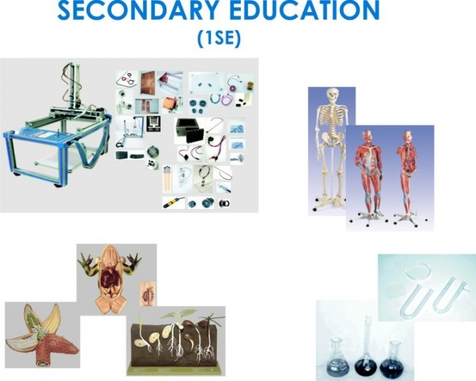 SECONDARY EDUCATION PHYSICS LABORATORY - 1SE
