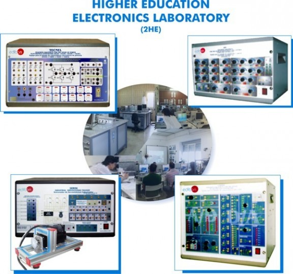ELECTRONICS LABORATORY FOR HIGHER EDUCATION - 2HE