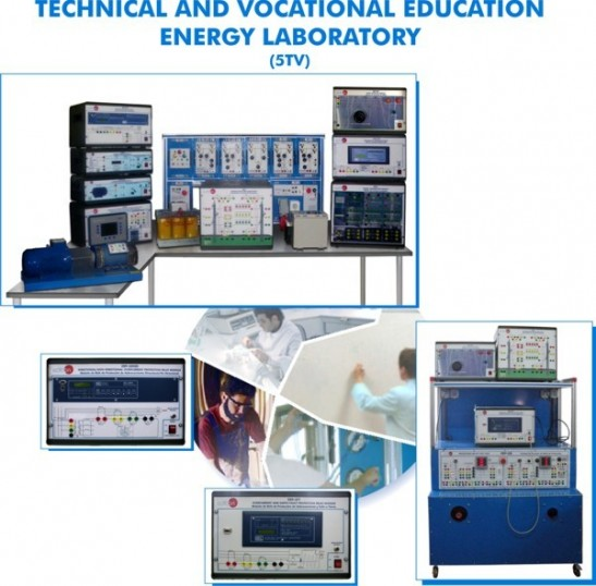 ENERGY LABORATORY FOR TECHNICAL AND VOCATIONAL EDUCATION - 5TV