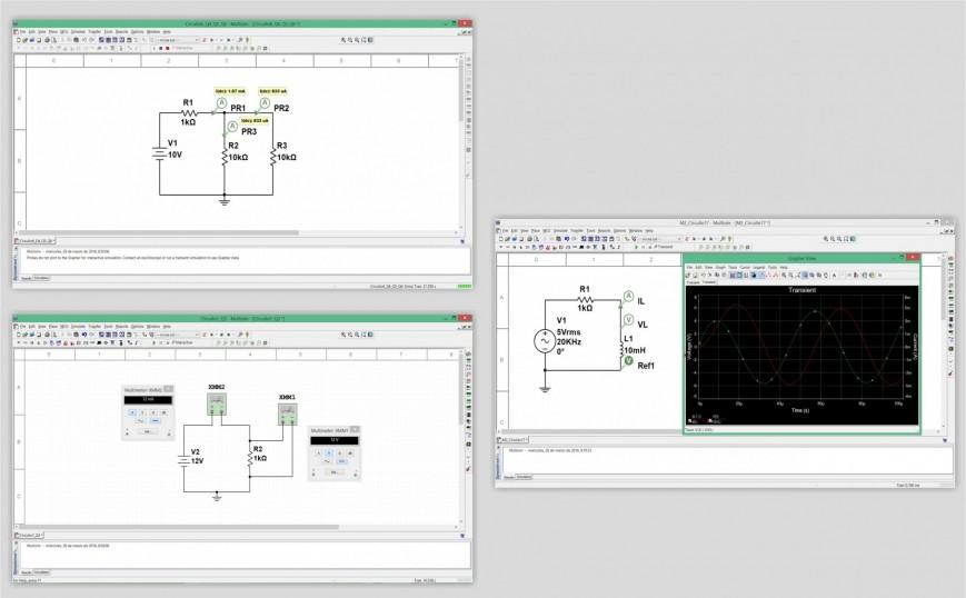 EDIBON DEVELOPMENT KIT FOR CIRCUITS SIMULATION, POWERED BY NI LABVIEW™ - EMSK
