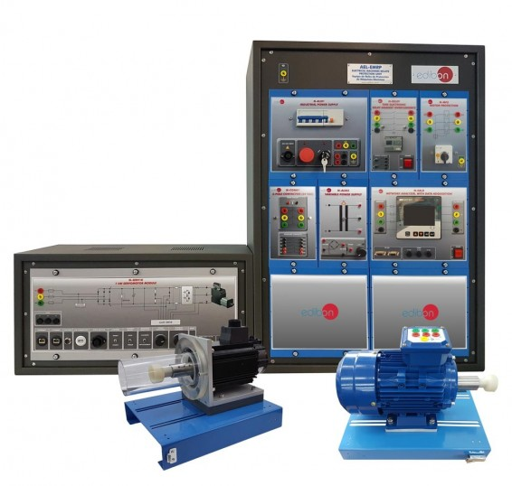 ELECTRICAL MACHINES RELAYS PROTECTION UNIT - AEL-EMRP