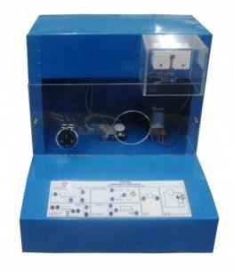 TEMPERATURE TEST MODULE FOR PLC - BS2-PLC