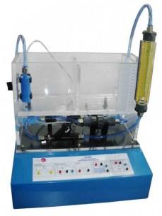 FLOW TEST MODULE FOR PLC - BS4-PLC