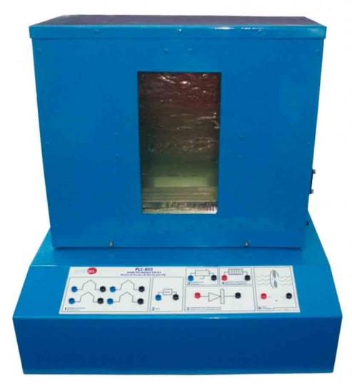 OVENS TEST MODULE FOR PLC - BS5-PLC