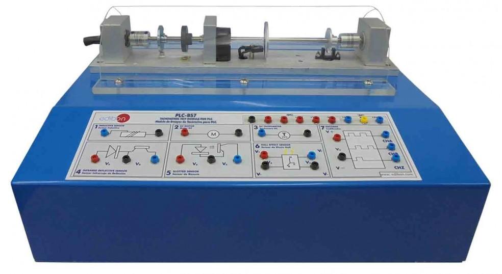 TACHOMETERS TEST MODULE FOR PLC - BS7-PLC