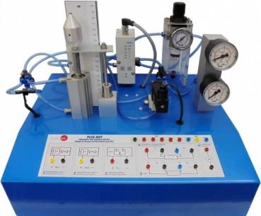 PNEUMATIC TEST MODULE FOR PLC - BS9-PLC