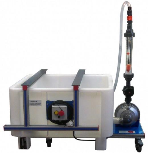 BASIC HYDRAULIC FEED SYSTEM - FME00/B