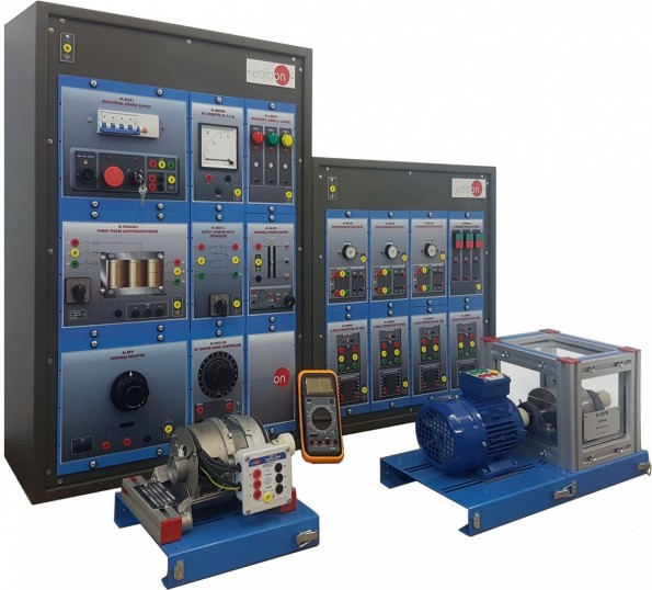 AC THREE-PHASE INDUCTION MOTORS APPLICATION - AEL-ACEM