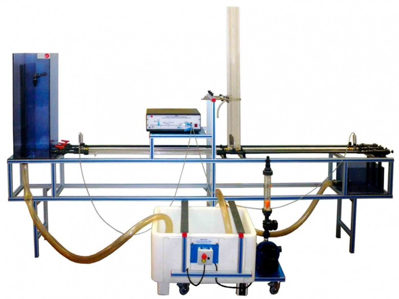 COMPUTER CONTROLLED WATER HAMMER UNIT - EGAC