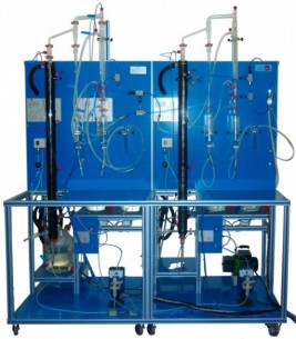 COMPUTER CONTROLLED DOUBLE EFFECT RISING FILM EVAPORATOR - EDPAC