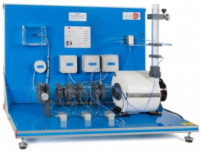 COMPUTER CONTROLLED CENTRIFUGAL COMPRESSOR DEMONSTRATION UNIT - HCCC