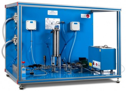COMPUTER CONTROLLED FIXED BED ADSORPTION UNIT - QALFC