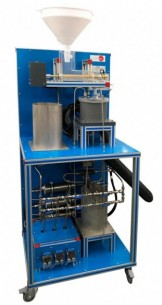 COMPUTER CONTROLLED SOLID-LIQUID EXTRACTION UNIT - UESLC