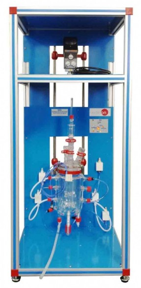 ISOTHERMAL REACTOR WITH STIRRER - QRIA