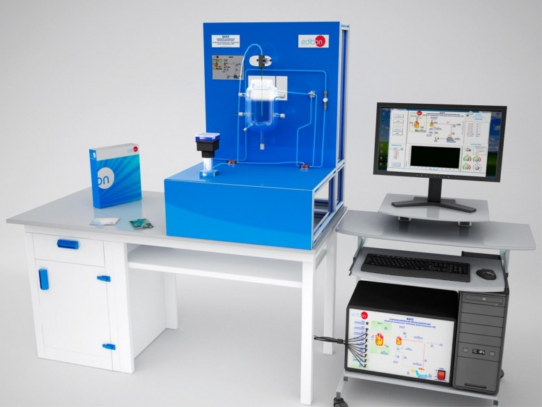 COMPUTER CONTROLLED CRYSTALLIZATION UNIT - QUCC